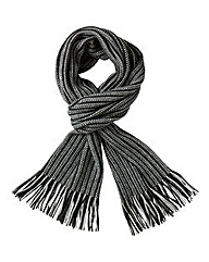 Black Label By Jacamo Claude Scarf