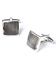 Black Label By Jacamo Enamel Cufflinks