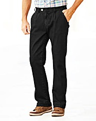 UNION BLUES Elasticated Straight Jean 27