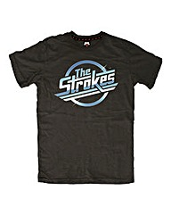 The Strokes Logo Tshirt