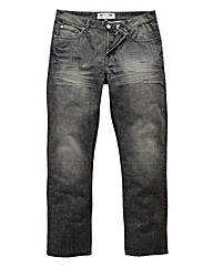 Flintoff By Jacamo Jeans 33In Leg Length
