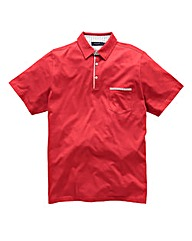 Peter Werth Check Detail Polo R