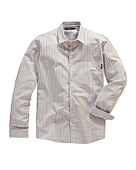 Peter Werth Elington Texture Grid Shirt