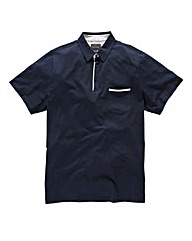 Peter Werth Check Detail Polo L