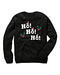 Label J HoHoHo Knit Jumper