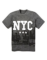 Label J Dark NYC T-Shirt Reg