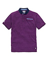 Lambretta Fashion Jersey Polo