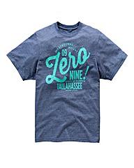 Jacamo Brevard Print T-Shirt Long