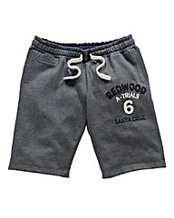 Jacamo Clermont Fleece Short