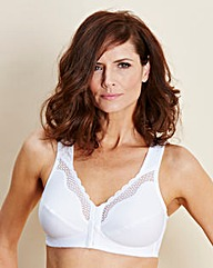 Bestform Front Fastening Non Wired Bra