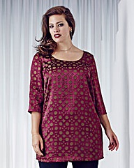 Anna Scholz Tunic Top