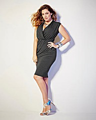 Kelly Brook Jersey Dress