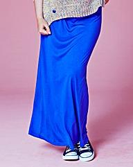 Jeffrey & Paula Jersey Maxi Skirt