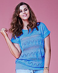 Jeffrey & Paula Short Sleeve Jumper