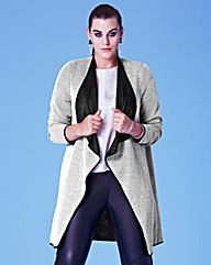 Grazia Waterfall Soft Jacket