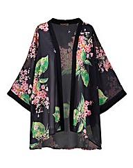 Fever London Bahamas Floral Kimono