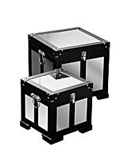 Premier Housewares Pandora Storage Trunk