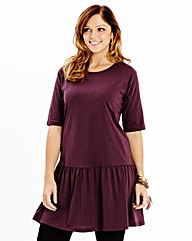 Pack of 2 Dropped Waist Tunics