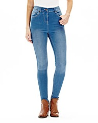 Simply Be Lucy Super-Skinny Jeans Reg