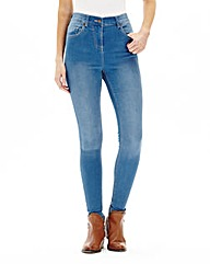 Simply Be Lucy Super Skinny Jeans Long