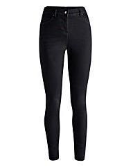 Lucy Skinny Jeans Short