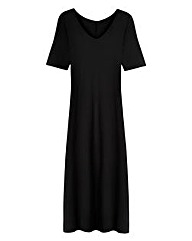 Jersey Maxi Dress - Regular
