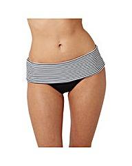 Panache Anya Stripe Fold Pant