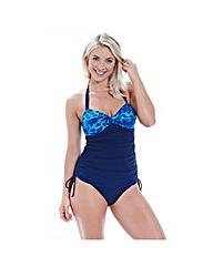 Zoggs Blue Planet Swimdress Swimsuit