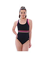 Zoggs Mindil Laserback Swimsuit