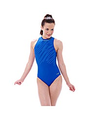 Zoggs Tuncurry Hi Neck Swimsuit