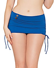 Curvy Kate Luau Love Swim Skirt
