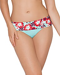 Curvy Kate Aloha Fold Over