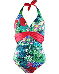 Pour Moi Jungle Fever Underwired Suit