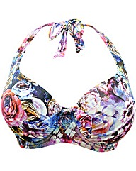 Pour Moi Sicily Halter Underwired Top