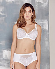 Berlei Beauty Style Wired White Bra