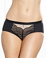 Berlei Beauty Style Black Midi Brief