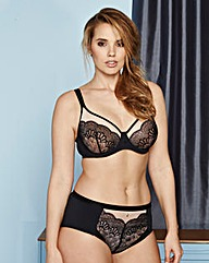 Berlei Beauty Style Wired Black Bra