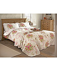 V&A Vintage Bouquet Duvet Cover Set