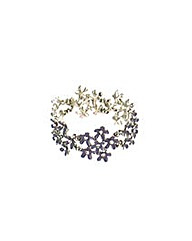 Flower Elasticated Bracelet