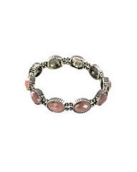 Elasticated Multi Panel Bracelet