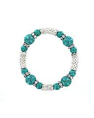 Twelve Bead Bracelet