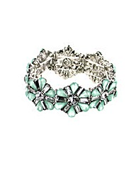 Flower Stretch Bracelet