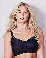 Two Pack Low Impact Sports Bra