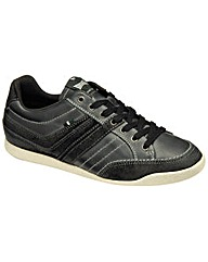 Lonsdale Sivko Mens Leather Trainer