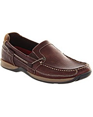 Chatham Bowker Slip On Boat Shoe