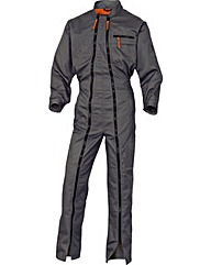 DeltaPlus Mach 2 Double zip coverall
