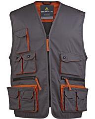 DeltaPlus Mach 2 Work Vest
