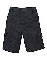 TKD Boys Cargo Shorts (7-12 years)