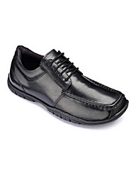 Boys Lace School Shoes Standard Fit