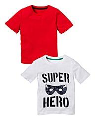 KD MINI Pack of T-Shirts (2-7 yrs)